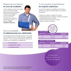 Autónomos (Resp. Civil y Accidentes)